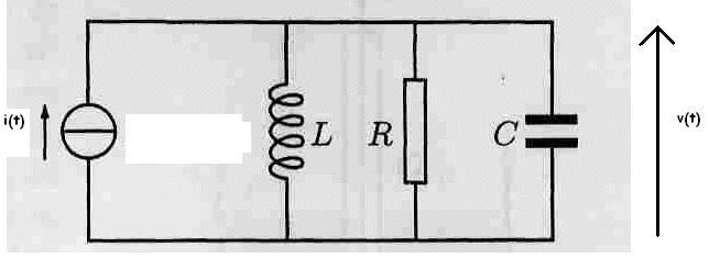 electrocin u00e9tique  r u00e9sonance pour un circuit rlc parall u00e8le - forum physique chimie