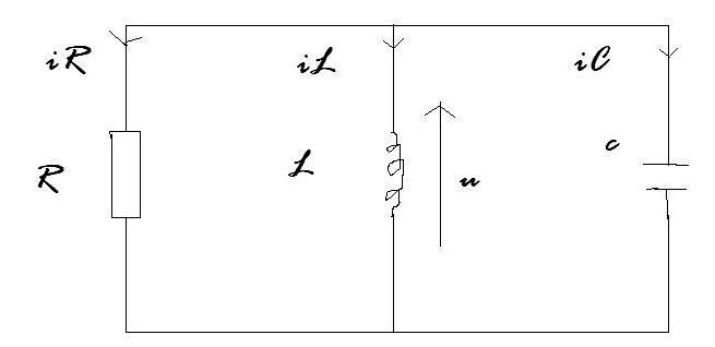 rlc parall u00e9le regime libre pricipe de dualit u00e9 - forum physique chimie