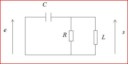 circuit rlc fonction de transfert  u2013 goulotte protection cable exterieur