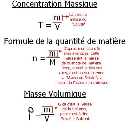 Problème de compréhension avec la mole : exercice de sciences physiques de seconde - 244633