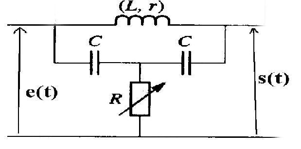 filtre rlc s u00e9lectif r u00e9jecteur de bande - forum physique - chimie maths sup physique