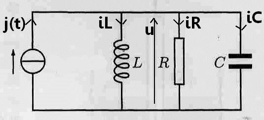 circuit rlc parall u00e8le   exercice de physique